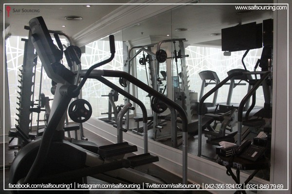 gym interior design pakistan lahore